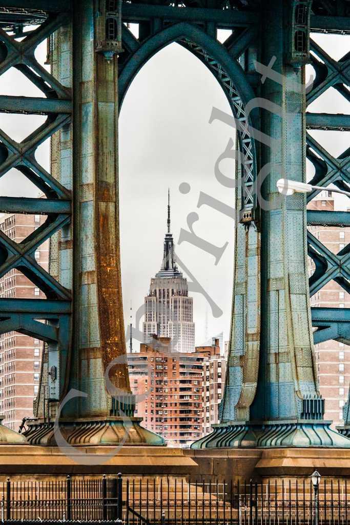Brooklyn Bridge et Empire State Buiding  IMG_2860