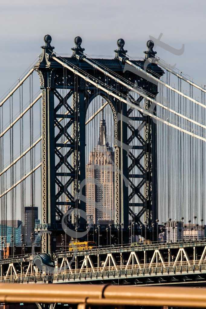 Brooklyn Bridge et Empire State Buiding IMG_1534-