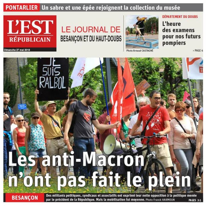 anti Macron