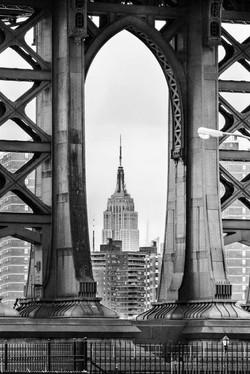 Brooklyn Bridge et Empire State Buiding NB IMG_2860-B