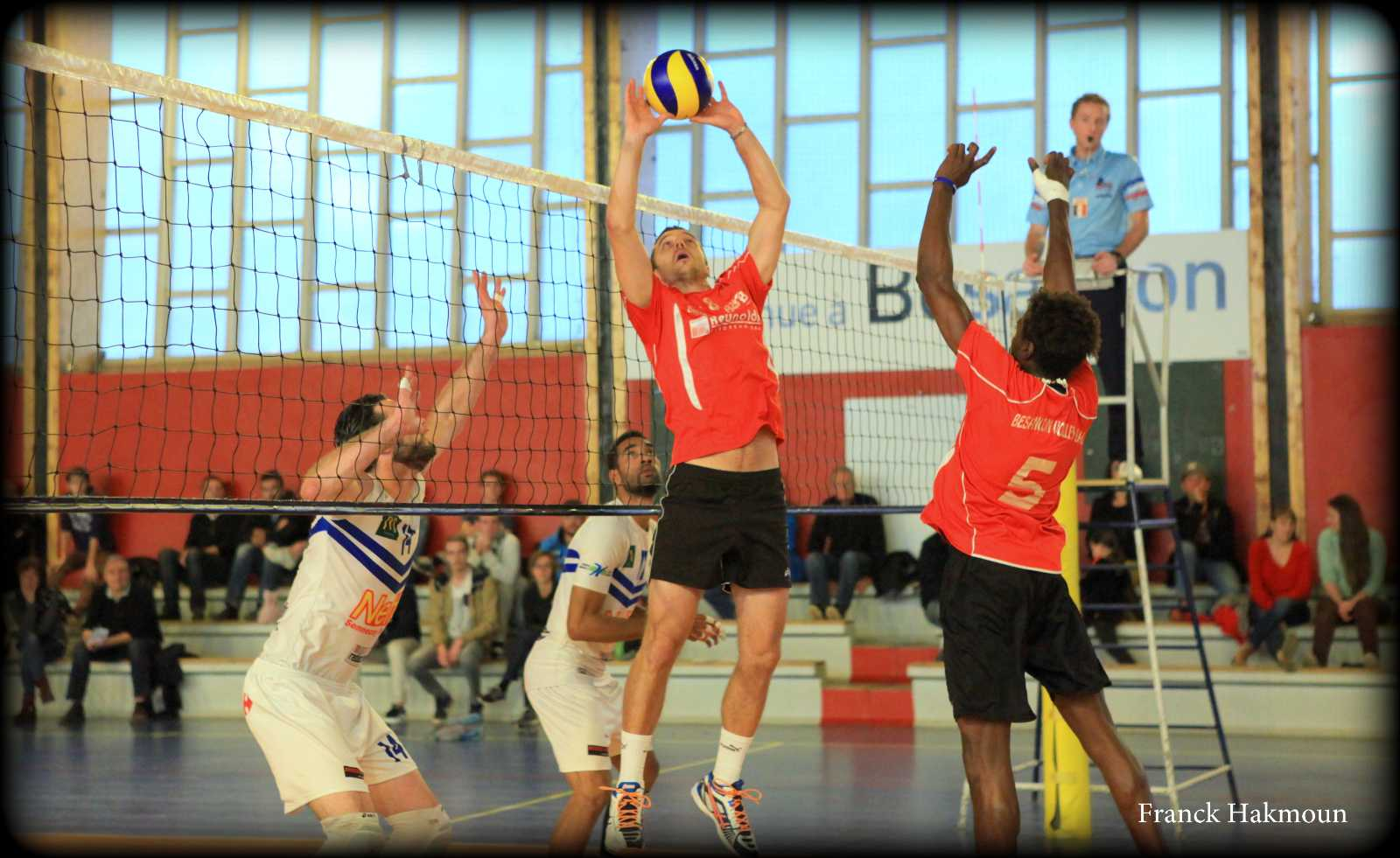 Volley (3)