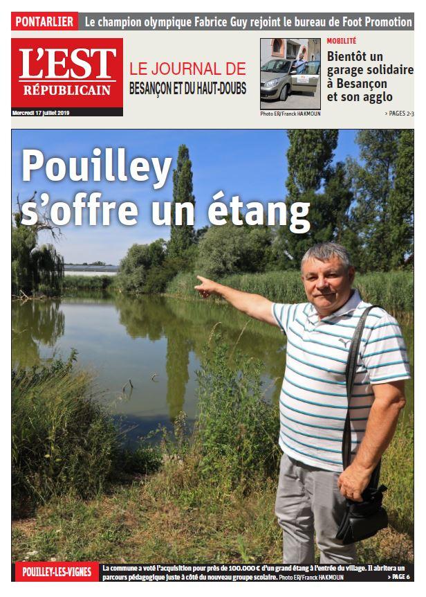 Etang Pouilley