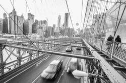 Brooklyn Bridge et vehicules NB IMG_1591