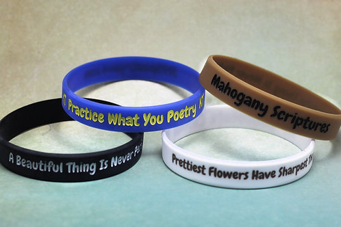 Wristband Bundle (4ct)