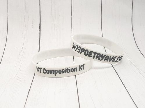 Composition Wristband