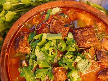 Ultra-Comforting Ostri (Spicy Georgian Beef Stew) Recipe