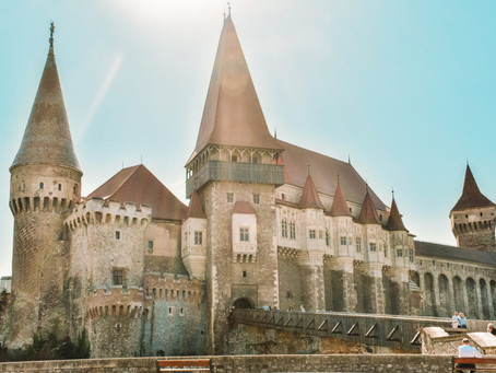 Ten Must-See Castles, Citadels and Fortresses to Visit in Romania