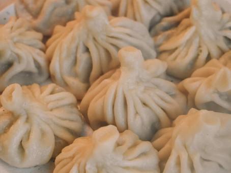 Kalakuri Khinkali Recipe (Georgian Dumplings)