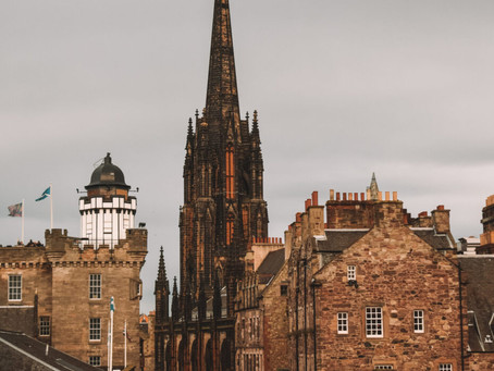 Most Haunted Places in Edinburgh to Get Your Spooky Kicks