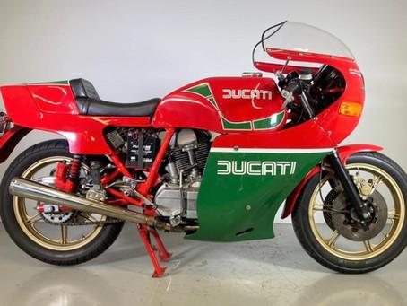 Ducati MHR 900 1980