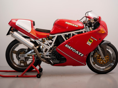 Ducati 900 Superlight MK1
