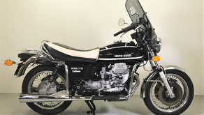 Moto Guzzi T3 California1975