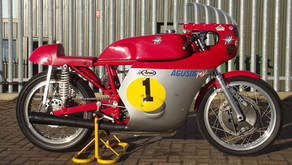 MV Agusta Works GP 500 3 1970