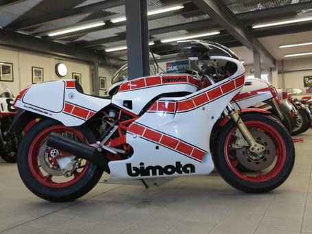 Sold: Bimota KB2 Laser S (550CC) 1983
