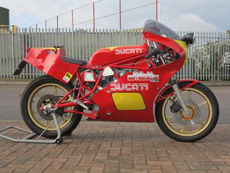 Ducati TT2 Road registered: Sold.