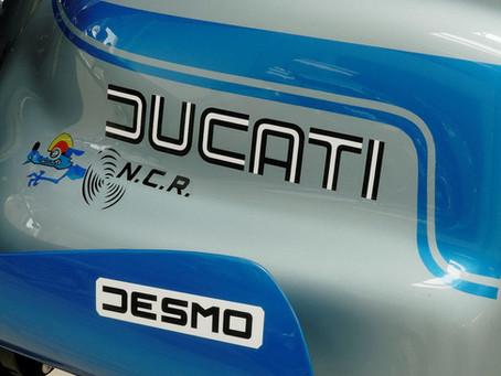 Build: Ducati 900ss
