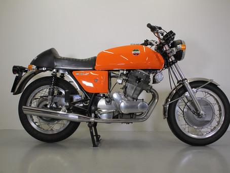 Laverda SF 750 1972.