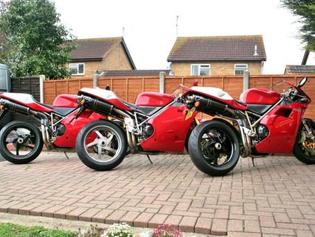 Visitors: Richard Ducati collection
