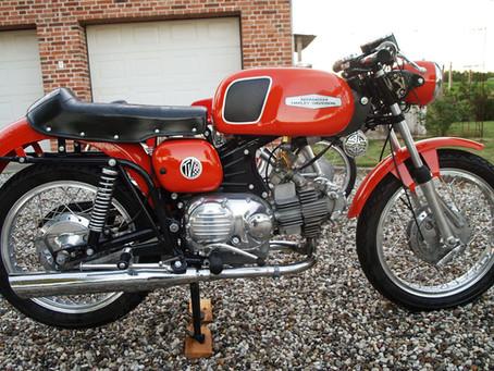 Aermacchi 350TV 1971