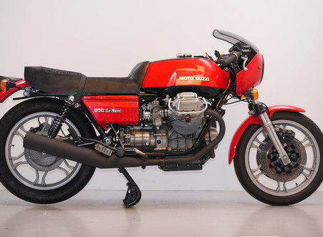 Moto Guzzi Le mans 1 1978