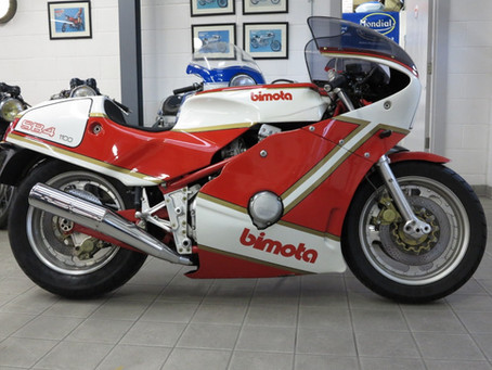 Bimota SB4 1983