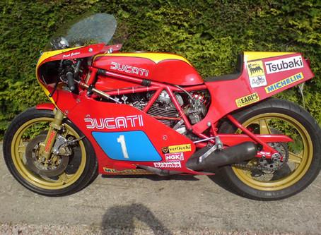 Gary Shepherds lovely Harris TT2