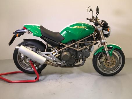 Ducati 900 Monster 1997