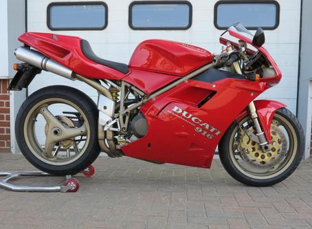 Ducati 916 BP