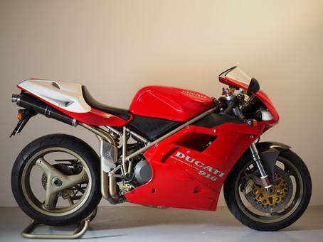 Ducati 916 SP 1994.