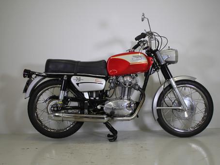 Ducati 350 Sebring 1970