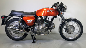 Ducati GT 750 1972 Sand cast  to be fully restored in our workshop.