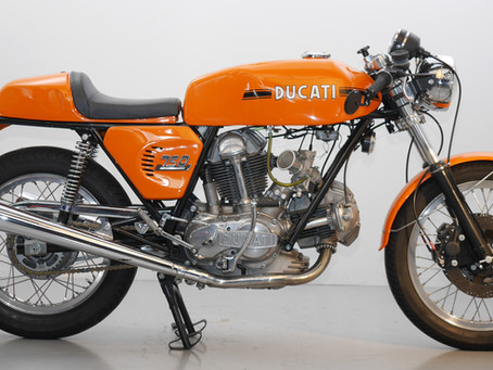 Ducati 750 Sport 1974.