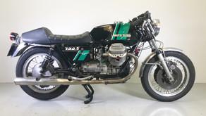 Moto Guzzi 750S 1974