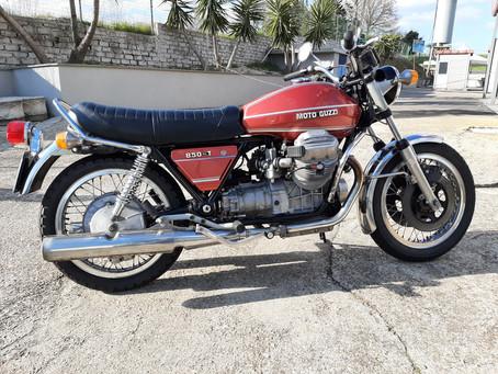 Moto Guzzi 850T 1975
