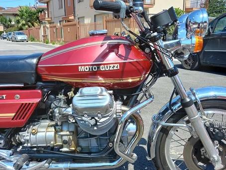 Moto Guzzi 850T 1974