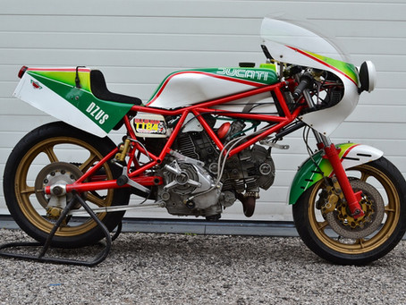 Ducati TT2/TT1.