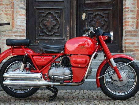 Moto Guzzi NF 500 1972 : Sold.