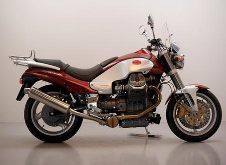 Moto Guzzi Centuaro  nearly new ! reduced in price.