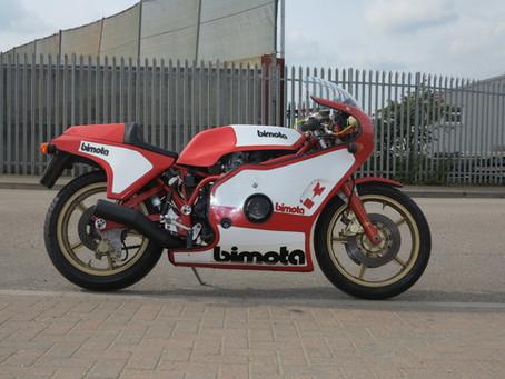 Bimota KB1 1982.
