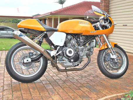 Visitors Gallery: Paul  Armstead from NSW Australia sent us these lovely shots of his Sport Classic.