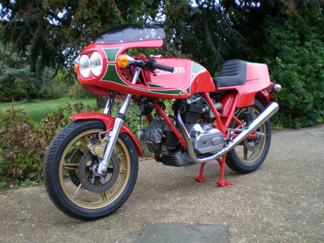 Colin Darlow's lovely MHR