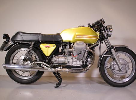 Moto Guzzi V7 sport 1972.