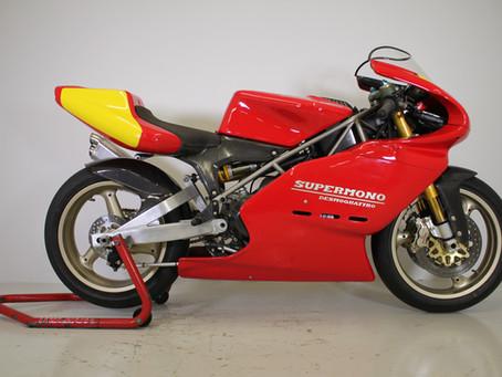 Ducati Supermono 1993.