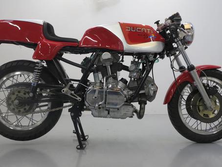 Ducati NCR 900 Replica 1977.