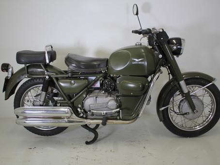 Moto Guzzi Nuovo Falcone.