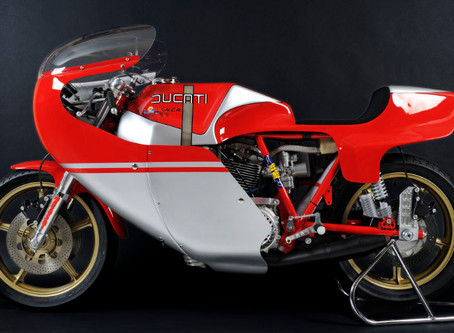 1978 NCR works endurance  racer