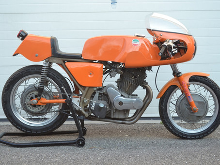 Laverda SFC 750 Replica 1972.