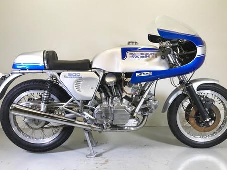 Ducati 900SS 1977