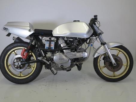 Ducati 550 Pantah project!