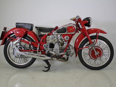 Moto Guzzi 250 Airone 1951.